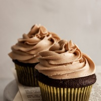 Vegan Mocha Buttercream