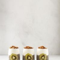 Easy Chia Pudding Parfait